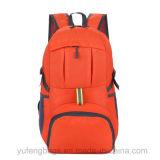 Morral plegable impermeable Yf-Lb1705 de la escuela del bolso del recorrido de la luz al aire libre del alpinismo