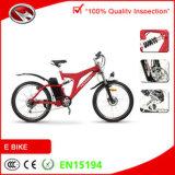 Bike мотоцикла e Bike/горы передней вилки рамки сплава 26 '' MTB электрический