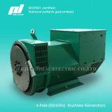 50Hz 5-2500kwのブラシレス蒸気のハイドロタービン交流発電機