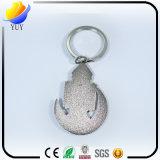Qualitäts-spezielle Form des Metallzink-Legierungs-Schlüssel-Halters und der Schlüsselkette