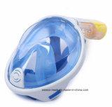 Wasser-Sport-Tauchens-Geräten-volles Gesicht Seaview 180 Snorkel-Schablone