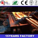 Il riscaldatore della cartuccia per la batteria dei prodotti lavora la strumentazione alla macchina