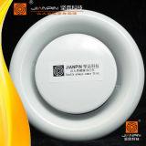 高品質の白い鋼鉄空気調節円形ディスク弁