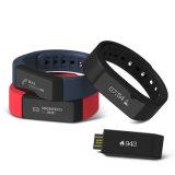 Montre intelligente I5 plus le Pedometer de bracelet de Bluetooth suivant la bande d'appel de bracelet
