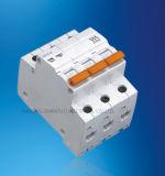 Corta-circuito de la miniatura 2p3p4p de la serie de Sontune St-63 (MCB)