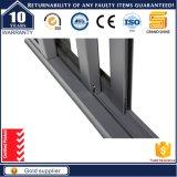 Nuevo diseño As1288 ventana de aluminio de la aleación de aluminio de la acristalamiento que se desliza