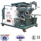 Zys-10 600L/H Vakuumtransformator-Öl-Reinigungsapparat
