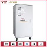 Estabilizador trifásico del voltaje eléctrico de Tns 45kVA 415V