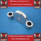 Multipole磁化の化粧箱のためのネオジムのリング磁石