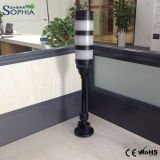 12V 24V drei gestapelte LED Signal-Lampe, Anzeigelampe