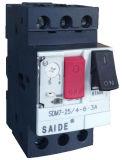 Sdm7直巻電動機の保護回路ブレーカ(23A)
