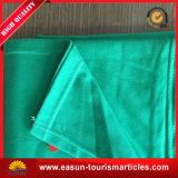 La alta calidad Suposición-Teje la manta del Knit del algodón, manta del recorrido de la línea aérea