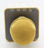 Microfono senza fili di Bluetooth per il mini altoparlante portatile