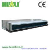 Unidad HAVC de tipo horizontal Fan Coil Aire Acondicionado / oculta la bobina del ventilador de acero galvanizado