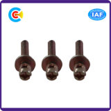 Quere flache Auflage-Kombinations-Leitspindel für elektrischen Ventilator/elektronische Geräte