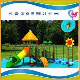 屋外中国の最もよい上等の子供のプラスチック運動場(HAT-013)