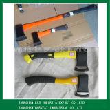 Testa di ascia d'acciaio dell'utensile manuale del hardware di alta qualità della testa di ascia