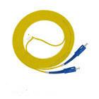 Ce- Certificaat Sc aan Multi-Mode Verbindingsdraad van de Optische Vezel LC