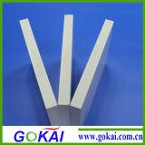 scheda del PVC 4X8, scheda della gomma piuma del PVC Celuka di bianco 3mm con 0.5 densità