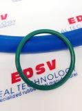 Joint circulaire bleu de FDA de Vmq SI de silicones