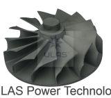 Roue de compresseur du moulage de précision de pièce de bâti de roue de turbine Ulastw2-3