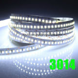 204LEDs / M SMD3014 tira flexible del LED
