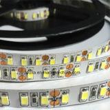 Alta luz de tira del lumen LED el 120LEDs/M iluminación de tira de 2835 LED