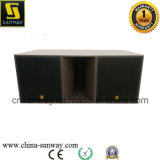 Ks28 2X18 de weer-Bestand Doos 1000W High-Power Subwoofer van de Duim
