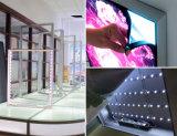 Caja de luz LED sin marco Tela para el centro comercial Publicidad