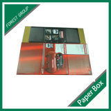 Embalagem personalizada da caixa de papel do cartão para ferramentas