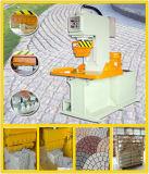 Máquina de pedra hidráulica do divisor para rachar/estaca/esmagar os Pavers/tijolos (P90)