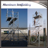 Échafaudage en aluminium portatif à vendre