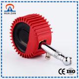 Pressione d'aria su ordinazione del calibro di video di pressione di gomma con il coperchio di gomma