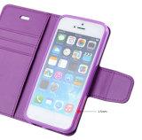 iPhone 6のための携帯電話のアクセサリのLetherの携帯電話の箱
