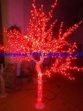 Yaye 18 Venta caliente CE / RoHS / 2 años de garantía del ABS LED árbol decorativo / LED luces del árbol al aire libre
