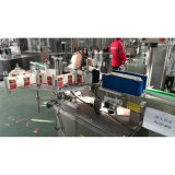 Equipo de cristal del embotellado del alcohol del brandy de la alta calidad