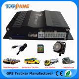 Bidirectioneel bepaal de plaats van 2 SIM 3 GPS SIM de Drijver Vt1000 van het Voertuig met de Dubbele Controle van de Brandstof Camera/4
