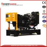 Certificats silencieux portatifs de la CE d'OIN du générateur 50zh de moteur diesel de Kanpor Weichai Ricardo