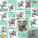 190L America Style Shopping Cart Shopping Trolley