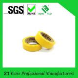 """Rouge/blanc/bleu/vert/bande électrique d'usage universel jaune de PVC, 12 """" longueurs, 0.33 """" largeur"""