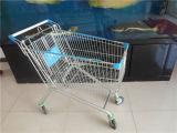 Einkaufen-Laufkatze mit 60 Liter