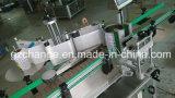 Hochgeschwindigkeitslack Jerrican Etikettiermaschine-Maschine