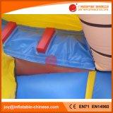 Zauberer-aufblasbare Trampoline mit Plättchen für Amsement Park (T3-106)