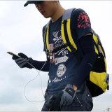Миниый портативный крен силы мобильного телефона перемещения 3000mAh с светом СИД