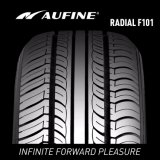 Neumático radial del carro de Aufine 155r12c con funcionamiento del apretón