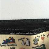 ジッパーが付いている習慣によって印刷されるネオプレンの鉛筆袋