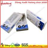 Prodotti elettronici e contenitore di imballaggio di plastica del gancio cosmetico con l'inserto del cassetto della bolla