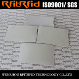 入口の監視のための13.56MHz受動ブランク印刷できる再使用可能なRFIDのカード