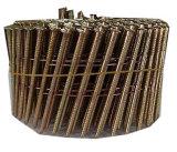 Chiodi del pallet Q195/Q235 che coprono i chiodi della bobina dei chiodi - Galv. Piano