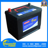 Ns60 Mf 12V45ah JIS Standardautobatterie